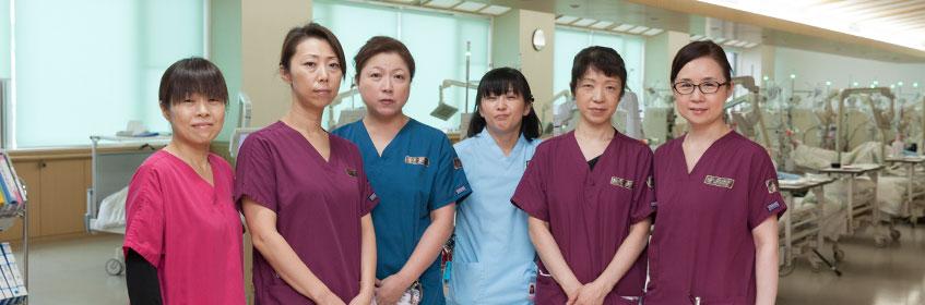 看護科 透析室